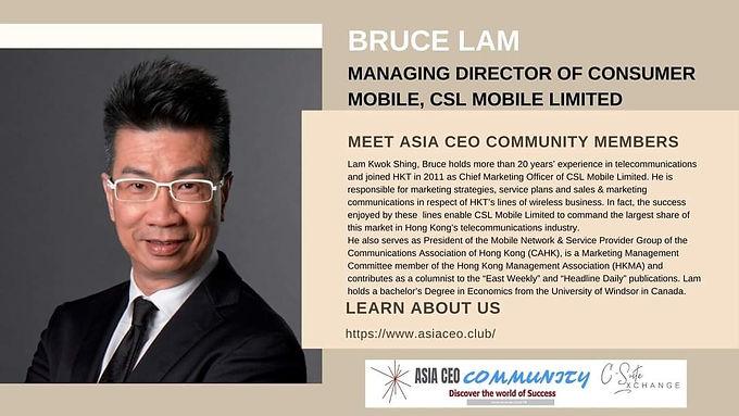 Managing Director of Consumer Mobile