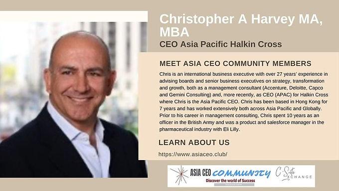 CEO Asia Pacific