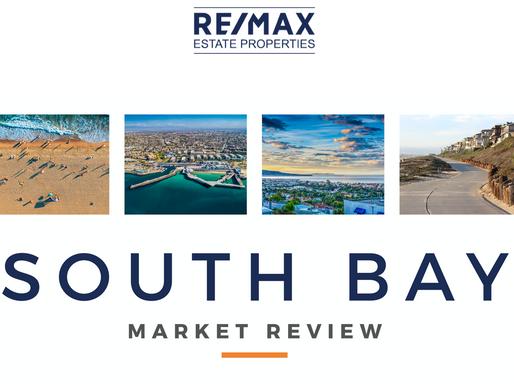 Pam Jensen's South Bay Market Review
