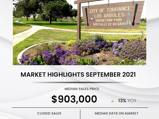 South Bay Market Report - September 2021