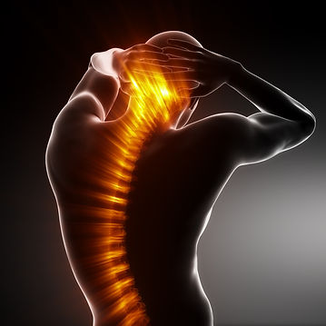 Deep Tissue Massage - focuses on specific areas of pain