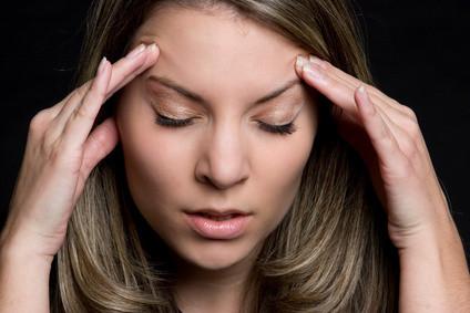 Headache, irritable
