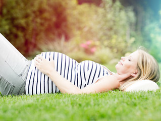 Therapy treatments during pregnancy