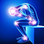 Pain and restriction in the body