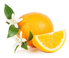 An orangeas 1 of your 5 a day