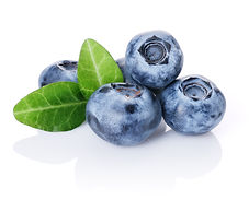 Blueberries as part of your 5 a day