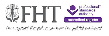 FHT & Complementary Healthcare Theapist register logo
