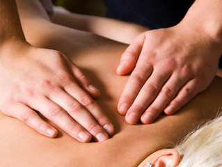 Why have a massage?