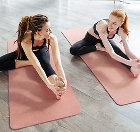 pilates yoga coaching privée