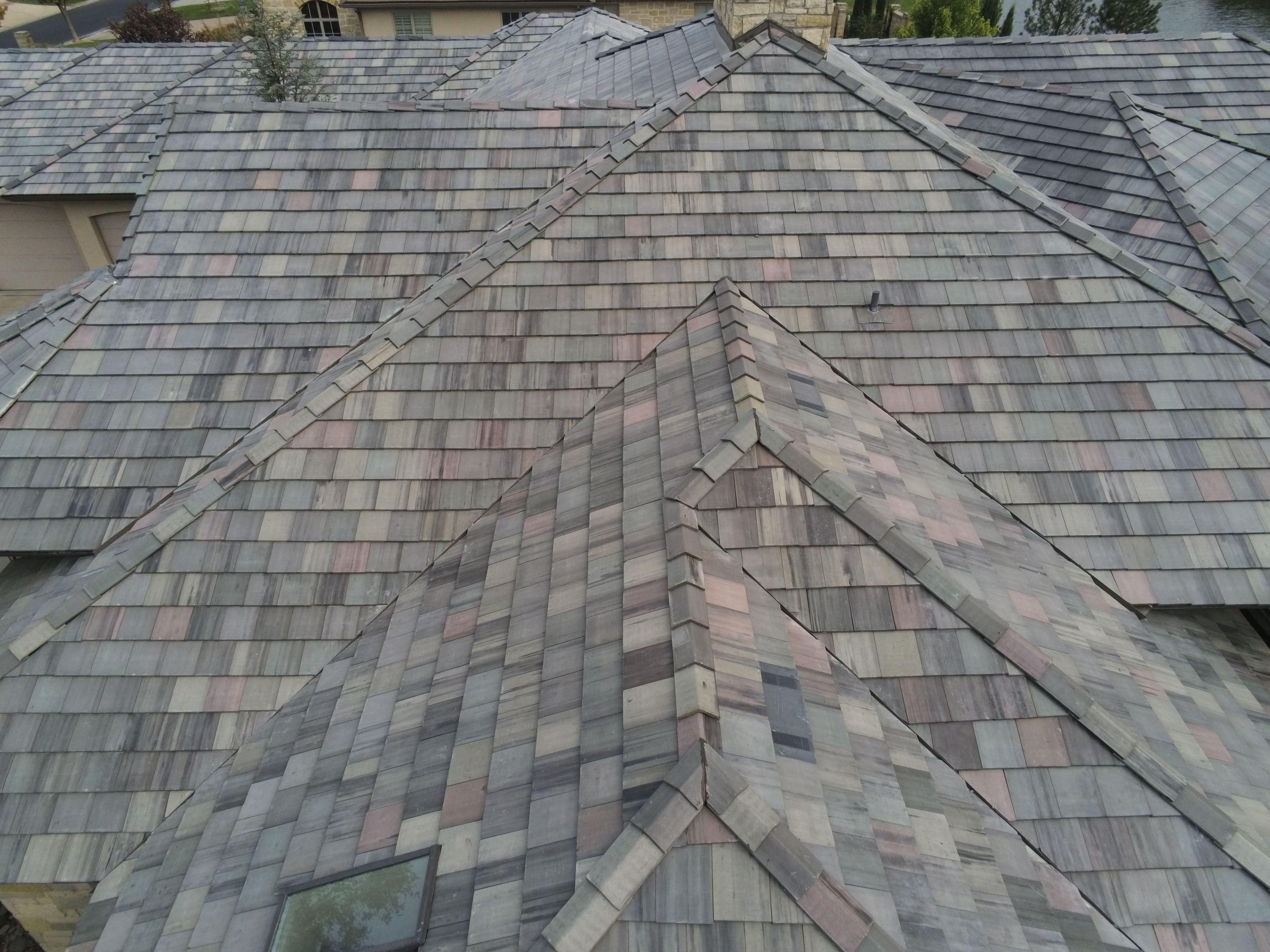 Concrete Tile Reroof