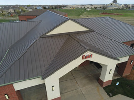 Newspring Church Reroof
