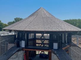 Davinci roof select shake