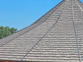 Davinci roof installation