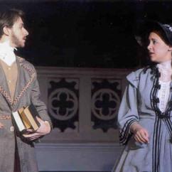 Cosette in Les Miserables
