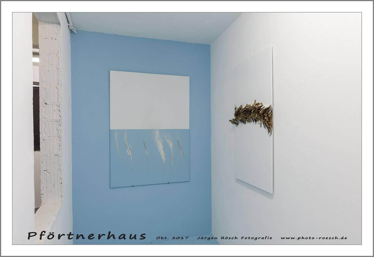 exhibitionview Pförtnerhaus