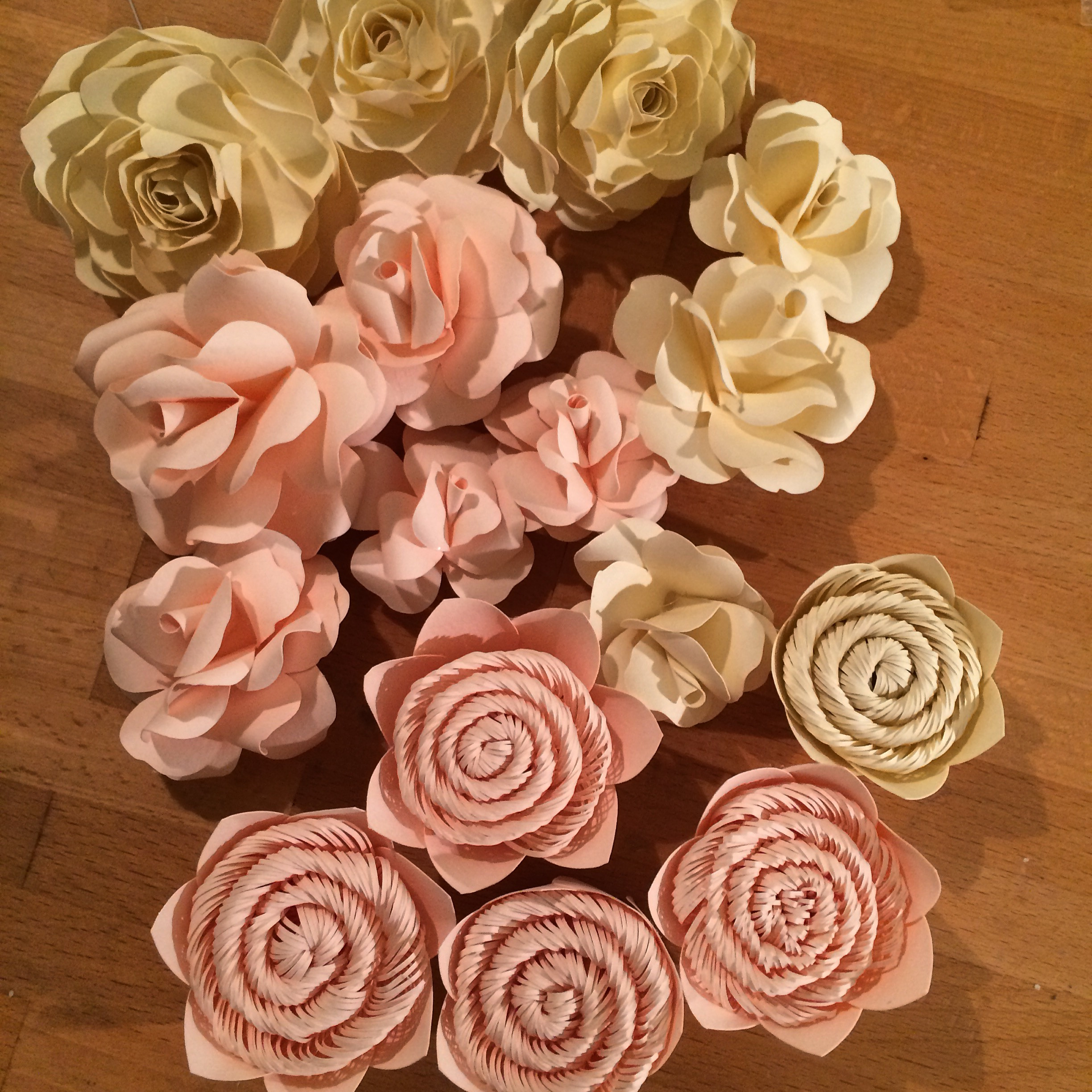 au rose peony listing flower crepe il set decor fullxfull paper wall zoom piece gallery and