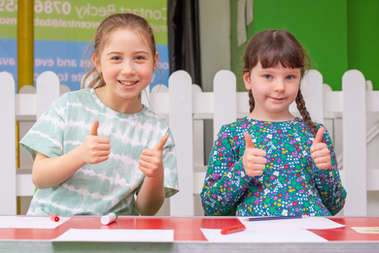 Thumbs up for Strive tutoring!