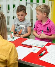 Engaged children = learning children