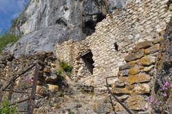 Eingang Ruine Balm (PvR)