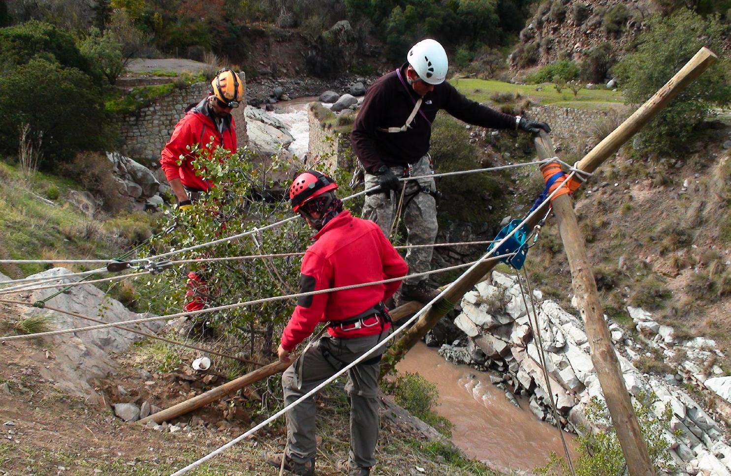 Rescate Técnico - Cuerda