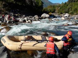 Rescate en Rios - Embarcaciones
