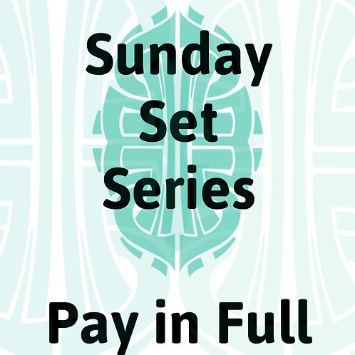 Sunday Set Series