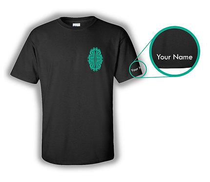 Black Personalized Brennan-Lucey T-Shirt