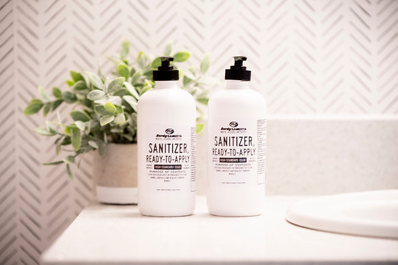 Advanced Liquid Hand Sanitizer (16 Fl Oz - 2 Pack)