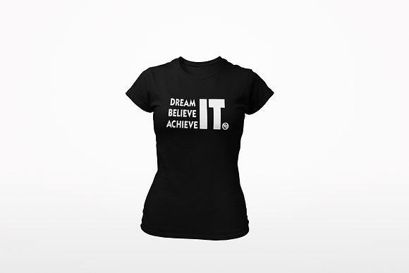 Dream Believe Achieve IT T-Shirt