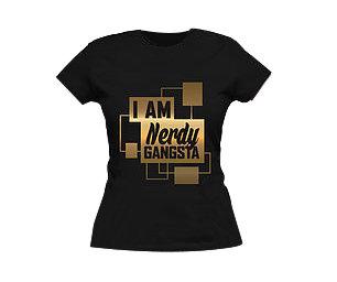 I am Nerdy Gangsta T-Shirt