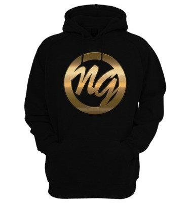 Nerdy Gangsta ™ Cursive Logo Hoodie (Unisex)