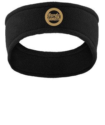 Nerdy Gangsta ™ Embroidered Headband