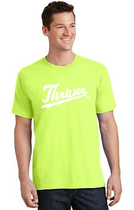 Neon Yellow Thriver T-Shirt