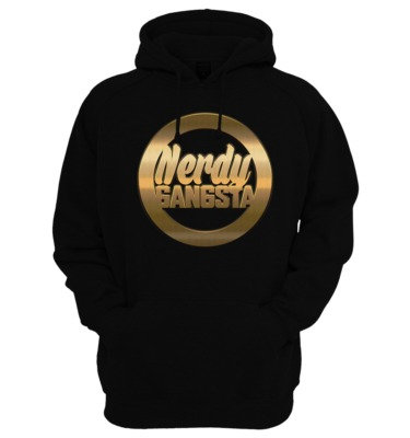Nerdy Gangsta ™ Hoodie (Unisex)