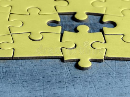 "The ""jigsaw"" predicament.... and how to avoid it"