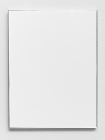 A Picture of a White Page