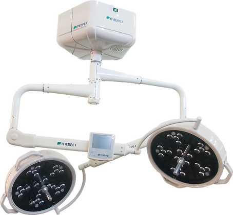 Surgical Light FL 2000 TLD (2 domes)