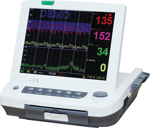 Cardiotocógrafo MF 9200 PLUS