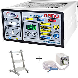Bisturi Wavetronic Nano + MA 1000 + AV 1000