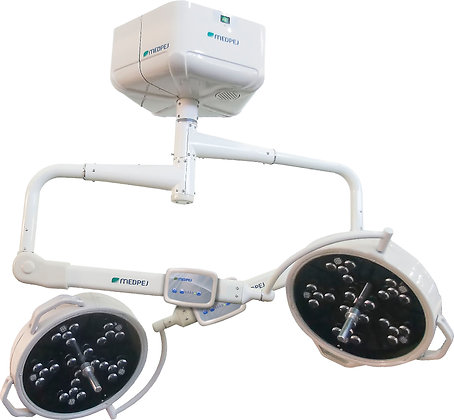 Foco Cirúrgico FL 2000 TLM (2 cúpulas)