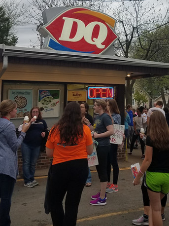 Dairy Queen on 16th St