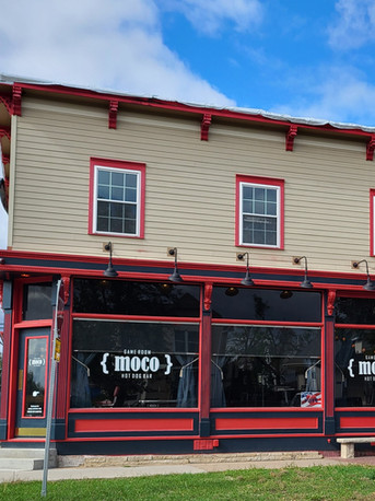 MOCO Game Room & Hot Dog Bar