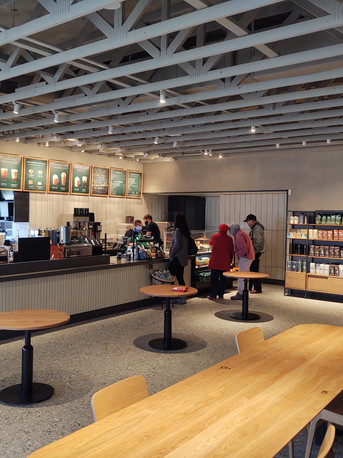 Starbucks 1341 1st Avenue SE
