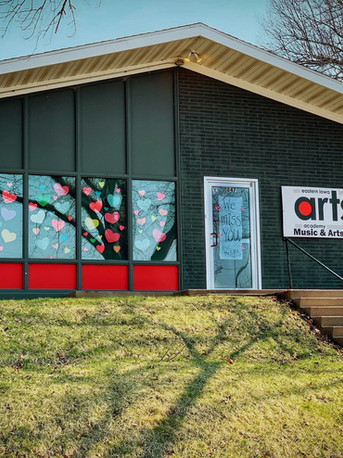 Easter Iowa Arts Academy