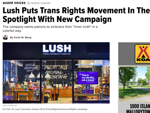 Company Awesome: Lush Cosmetics making inclusion priority