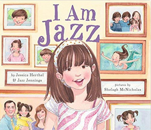 I Am Jazz and other kids books