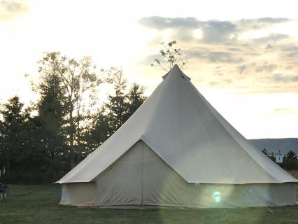 Royal Glamping Lounge Tent