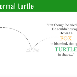 A Normal Turtle