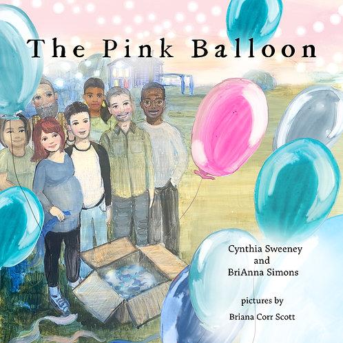 The Pink Balloon children's storybook