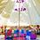 Thumbnail: Bell Tent Chandelier